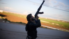 Syrian rebels seize major military base