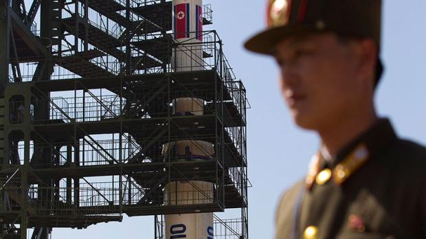 North Korea fires rocket