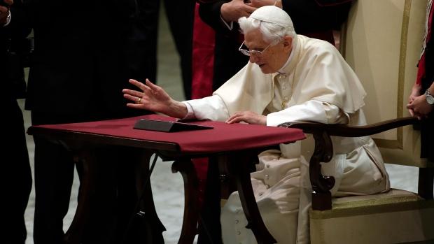 Pope Benedict XVI Twitter tweets Pontifex