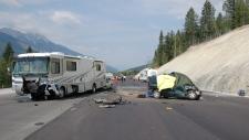 Fatal accident in Golden, B.C.