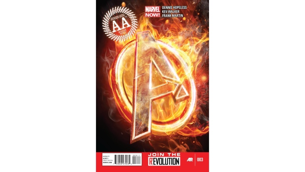 Avengers Arena cover Marvel