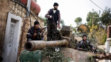 Nations pledge support for Syrian opposition