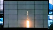 North Korea launches rocket