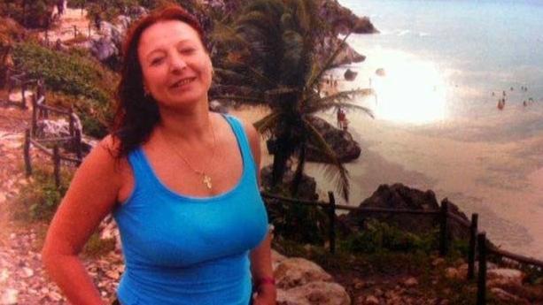 Alena Martynova was last seen on Tuesday night.