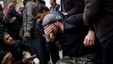 Russia says Syrian regime close to collapse