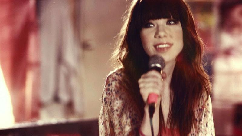 Carly Rae Jepsen's megahit 'Call Me Maybe'