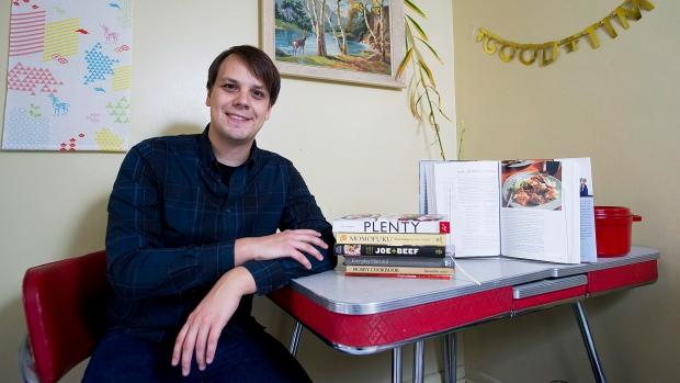 Ian Mosby food historian