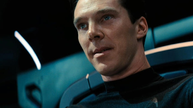 Benedict Cumberbatch as John Harrison in Paramount Pictures' 'Star Trek Into Darkness'