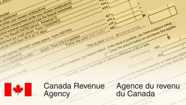 Canada Revenue Agency Generic