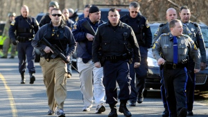 27, with 20 kids shot dead at Connecticut school
