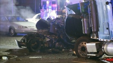RCMP: Officer killed in B.C. crash was speeding