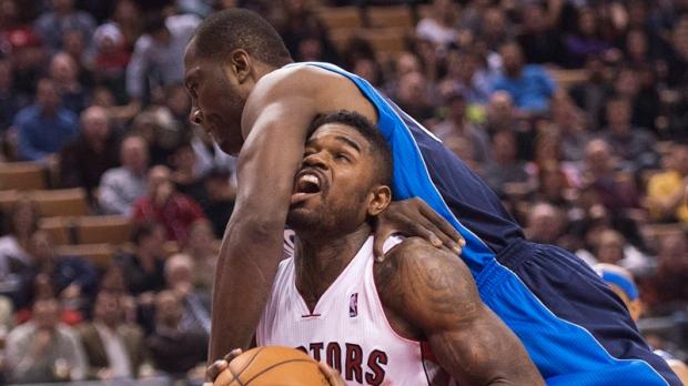 Raptors beat Mavericks