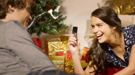 Cellphones top lists for many this Christmas