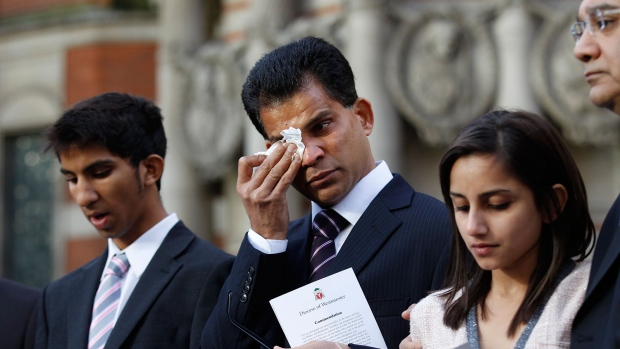 Mass held for pranked U.K. nurse