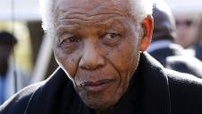 Nelson Mandela undergoes surgery