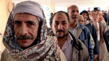 Egyptians vote on constitutional referendum