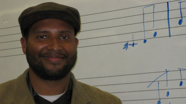Jazz musician Jimmy Greene taught at the University of Manitoba School of Music until recently, when he moved to his home state of Connecticut. (photo provided by Charlene Diehl)