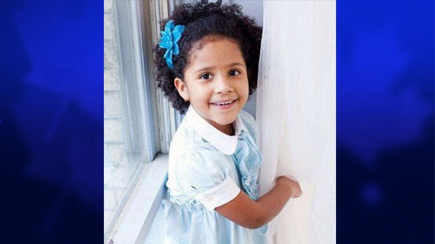 Ana Marquez-Greene, a former Winnipeg student, was among the children slain in the attack at Sandy Hook Elementary School in Newtown, Conn., Friday, Dec. 14, 2012.