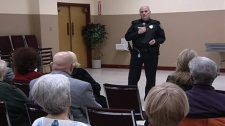 Ottawa Police Chief Vern White says some officers on the force are being unjustly criticized, Monday, Nov. 29, 2010.