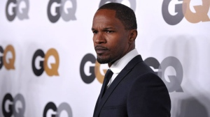 "Jamie Foxx attends the GQ ""Men Of The Year"" party at the Chateau Marmont on Tuesday, Nov. 13, 2012, in Los Angeles. (Photo by John Shearer/Invision/AP)"