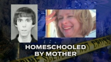 Adam Lanza and Nancy Lanza