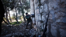 Syrian rebels take Aleppo base