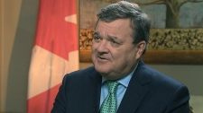 Flaherty explains Canada's economic future