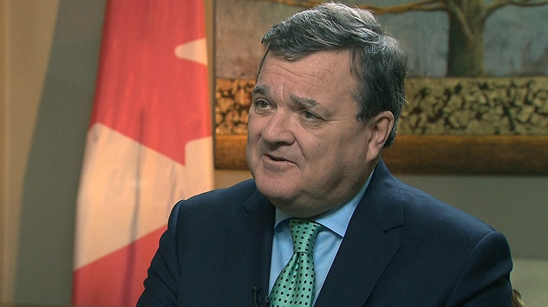 Finance Minister Jim Flaherty looks at Canada's financial road ahead. Are we headed for a fiscal cliff?