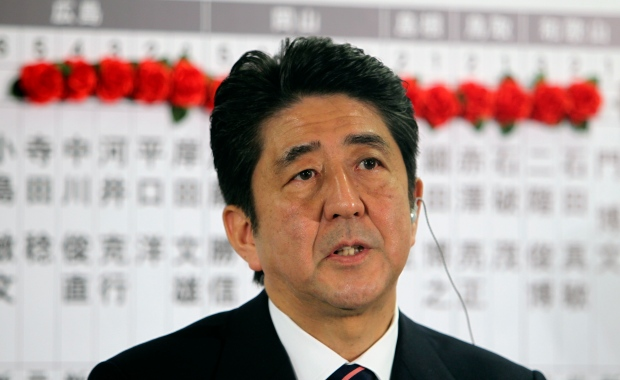 Shinzo Abe Japan