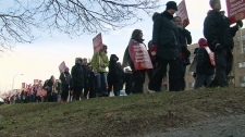 Toronto teachers on strike Dec. 18