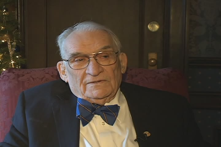 Retired University of Regina and University of Saskatchewan professor Jack Boan turns 95.