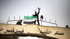 Syrian rebels take Aleppo infantry base