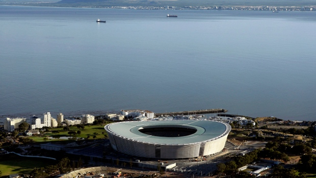 Green Point Soccer stadium World Cup