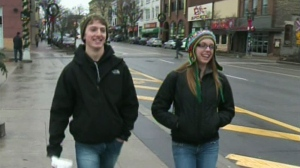 CTV Kitchener: David Imrie on a white Christmas