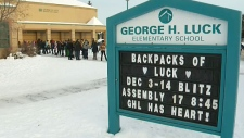 Geroge H. Luck school