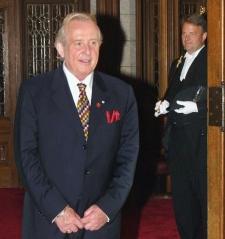 Former senator Laurier LaPierre dies