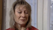 Donna Leslie's 15-year-old daughter Loren was found murdered. Nov. 30, 2010. (CTV)