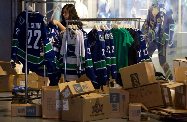 Vancouver Canucks store