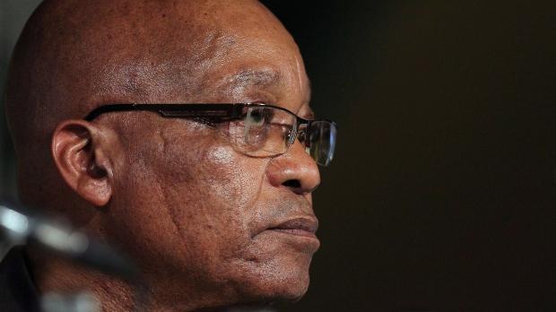 South Africa terror plot