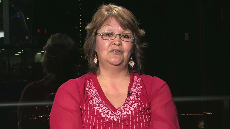 Sandra Gagnon, the sister of one of Robert Pickton's victims, speaks to Canada AM, Tuesday, Dec. 18, 2012.