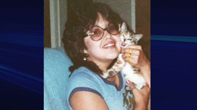 Sandra Gagnon's sister Janet Henry is seen in this undated photo.