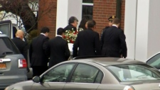 Newton shooting victim funeral