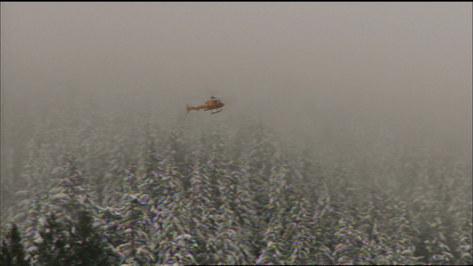 Cypress Mountain is seen in this undated image taken from video. (CTV)