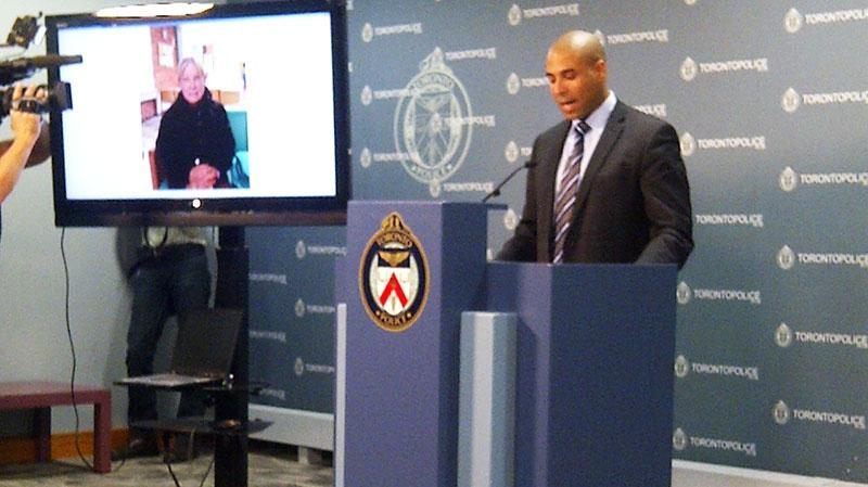 "Toronto Police update investigation into ""Linda"""