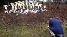 Remebering the victims of the Newtown shooting