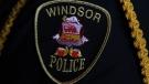 Windsor police investigate a stabbing on Marentette Avenue, Saturday, June 18th, 2016.