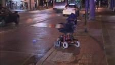CTV BC: Bad pedestrian behaviour