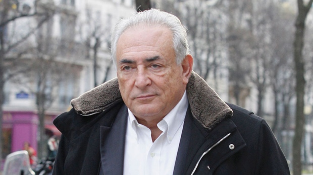 Strauss-Kahn facing pimp charges