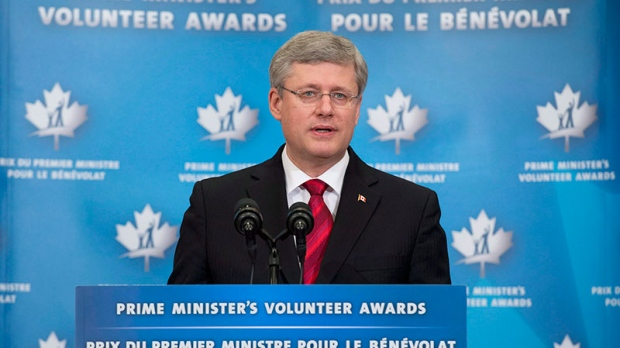 Stephen Harper takes blame in naming AG