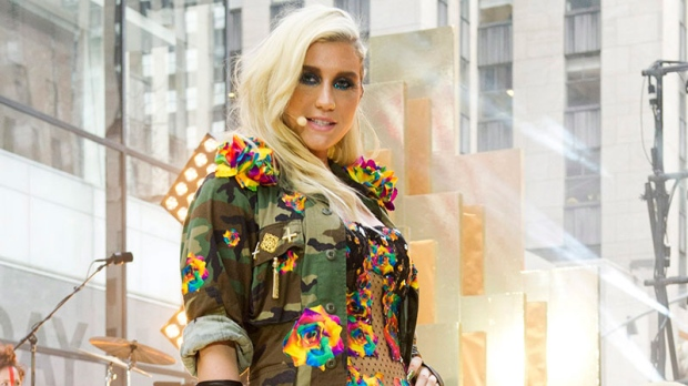 Kesha's single pulled from the air